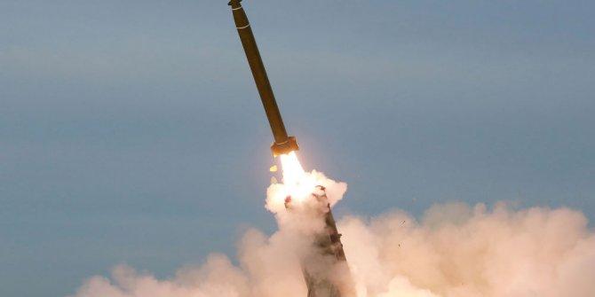 Kuzey Kore, 'süper büyük' füze sistemini denedi