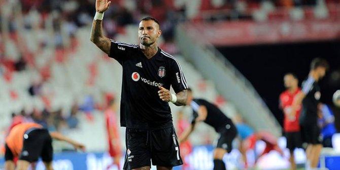 Beşiktaş'ta Quaresma paniği