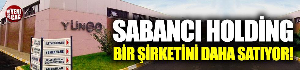 Sabancı Holding, bir şirketini daha satıyor!