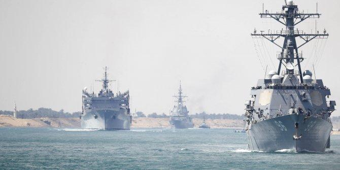 İran, Aden Körfezi'ne savaş gemisi gönderiyor