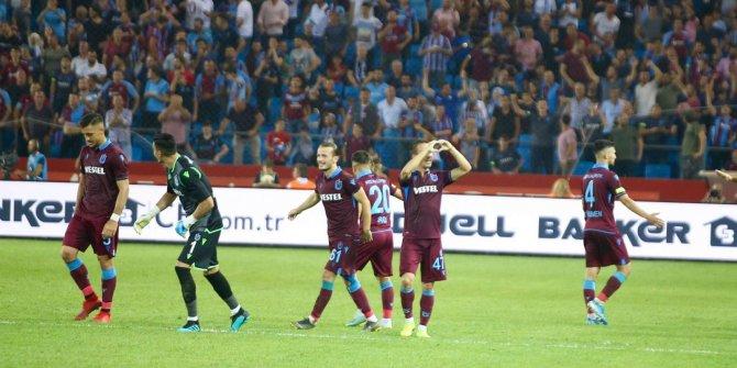 Trabzonspor'un yenilmezlik serisi 20 maça çıktı!