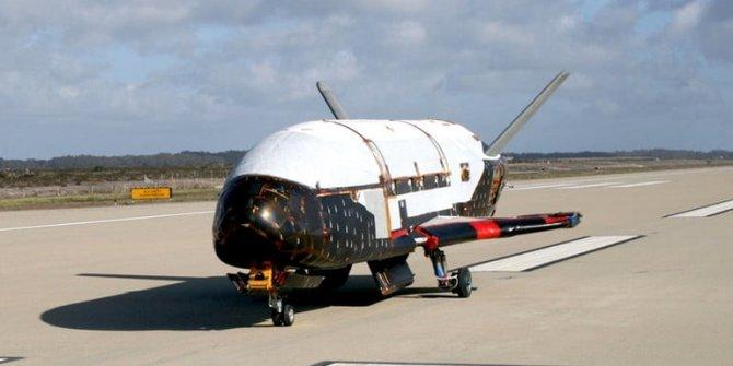 ABD Hava Kuvvetleri'nin gizli uzay uçağından rekor
