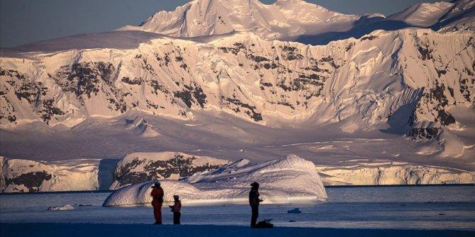 Antarktika kıtasında 'yıldız tozu' bulundu