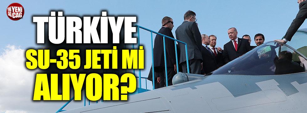 Türkiye SU-35 jeti mi alıyor?