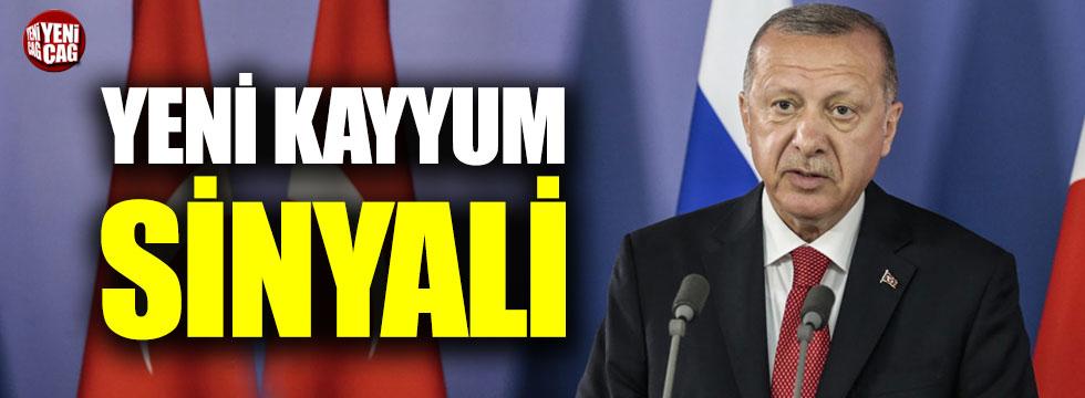 Erdoğan'dan yeni kayyum sinyali
