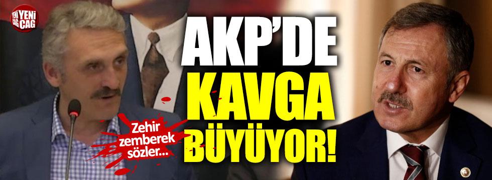 AKP'li 'Yeliz'den Selçuk Özdağ'a çok sert sözler