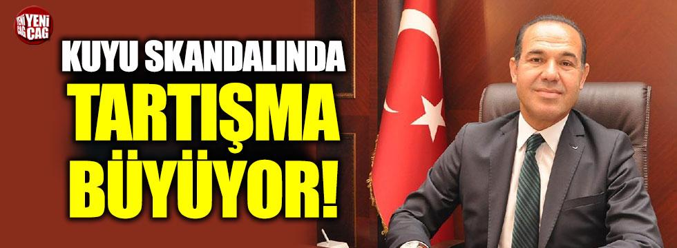 Adana'da ASKİ tartışması CHP'den Hüseyin Sözlü'ye tepki