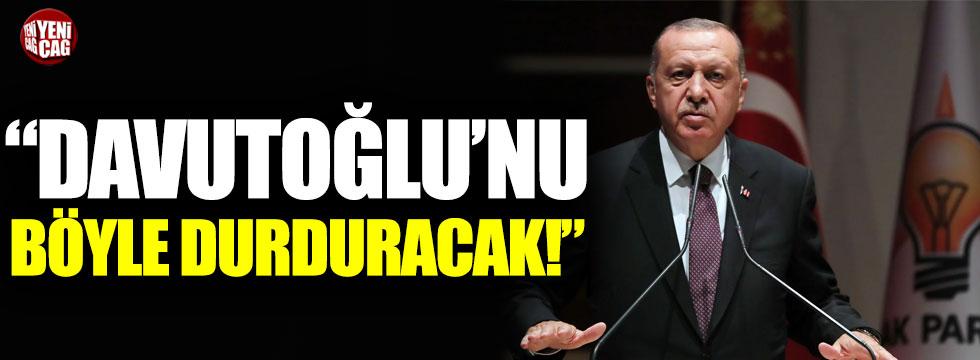Muharrem Sarıkaya, Erdoğan'ın Davutoğlu planını yazdı