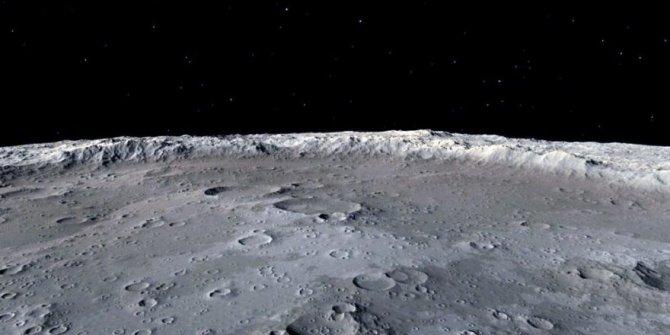 Ay'da yeni keşif!