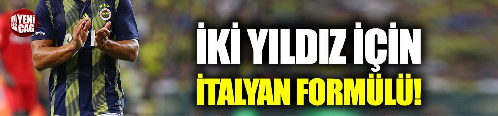 Fenerbahçe'de Volkan ve Emre için İtalyan formülü