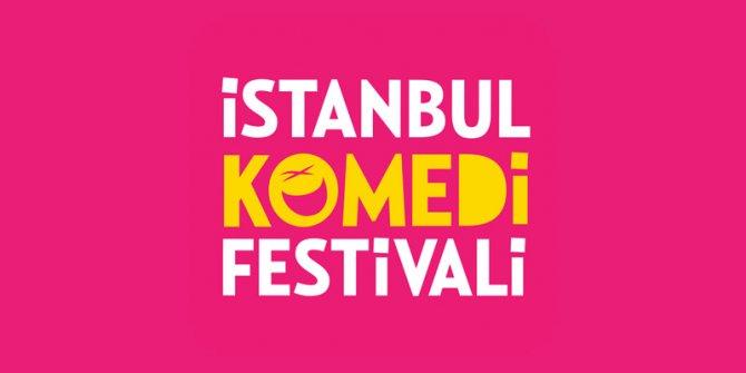 """""""İstanbul Komedi Festivali"""" bu yıl da katılanları güldürecek"""