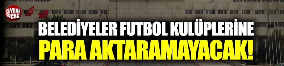 Sayıştay'dan futbol kulüpleri için dikkat çeken karar!