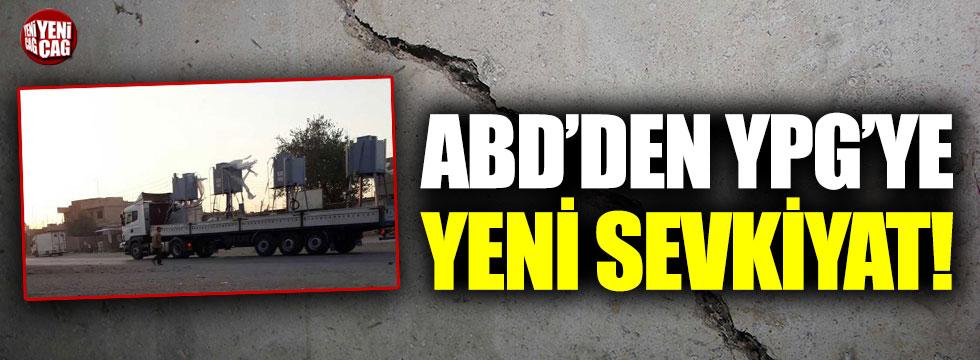 ABD'den YPG/PKK kontrolündeki bölgeye yeni sevkiyat!