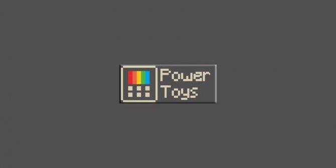 Windows 95'teki 'PowerToys' Windows 10 ile geri döndü
