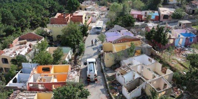 Kartal'da 40 bina için yıkım kararı