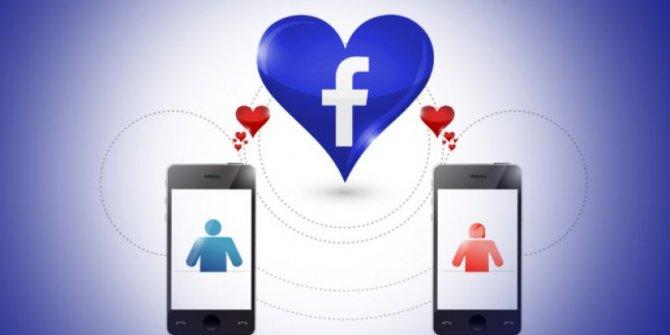 Facebook sevgili bulma işine de girdi!