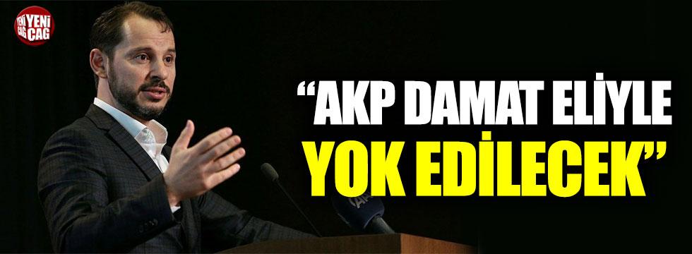 """Ahmet Sefer Üstün: """"AKP damat eliyle yok edilecek"""""""