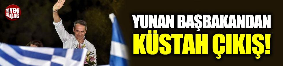 Yunan Başbakandan küstah çıkışı