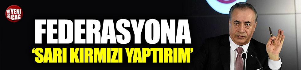 Galatasaray'dan TFF'ye yaptırım planı belli oldu!c