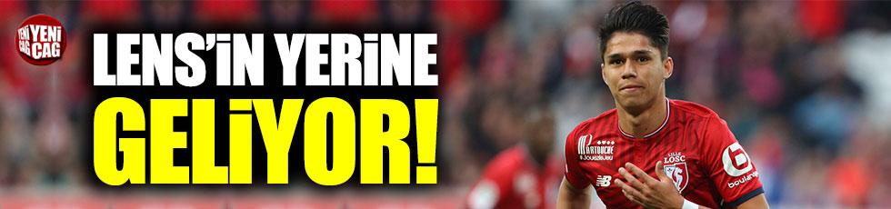 Beşiktaş Lens'in yerine Araujo'yu transfer edecek