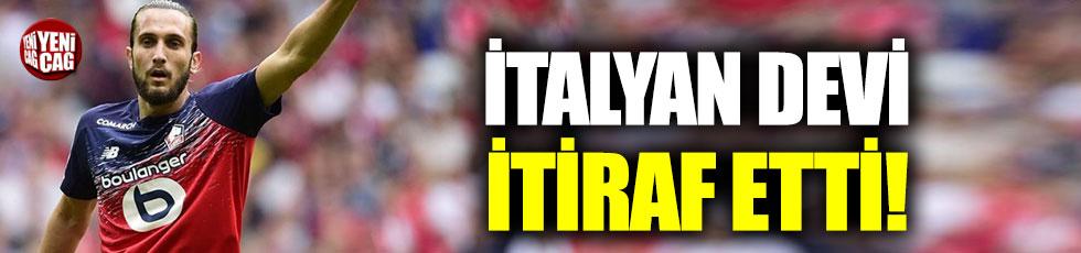 Lazio'dan Yusuf Yazıcı itirafı!