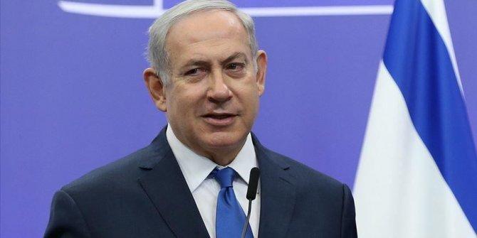 Netanyahu Batı Şeria vaadini yineledi