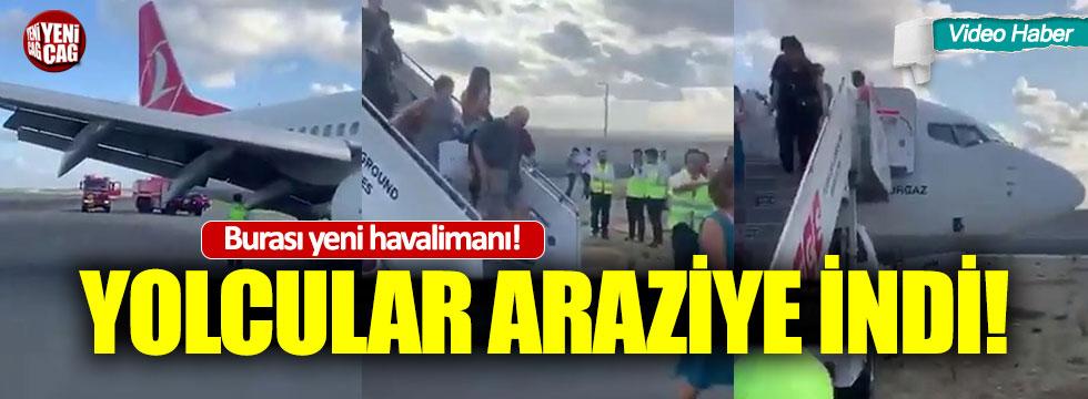 İstanbul Havalimanı'nda uçak pistten çıktı