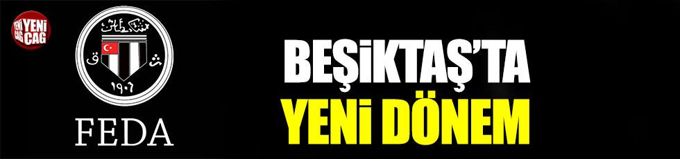 Beşiktaş'ta ikinci 'Feda' dönemi