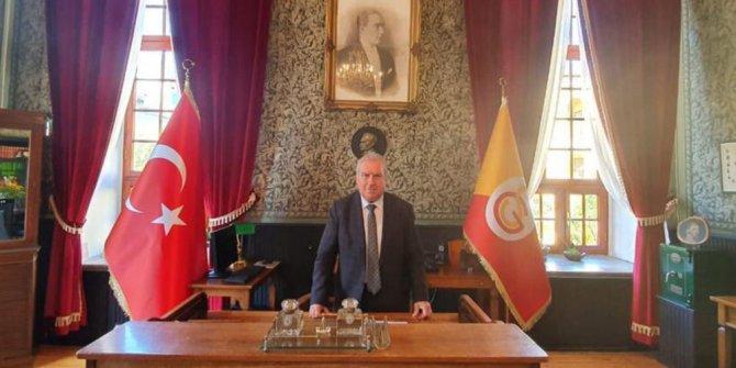 Galatasaray Lisesi müdürü istifa etti