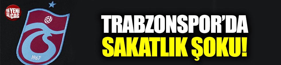 Trabzonspor'da Ekuban şoku!