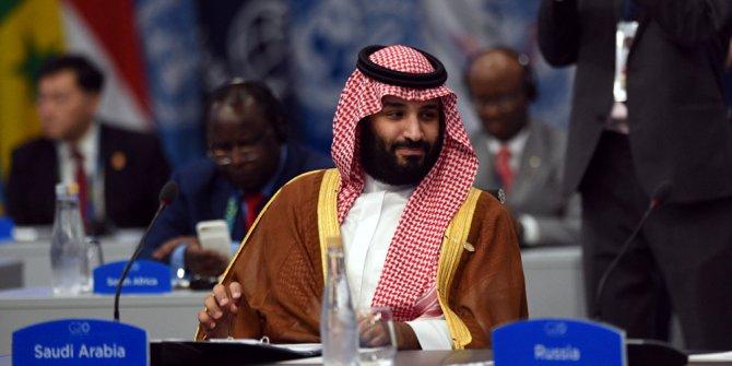 Prens Selman'ın kız kardeşine hapis cezası