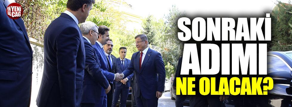 Ahmet Davutoğlu şimdi ne yapacak?