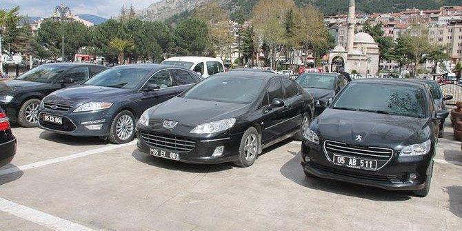 Milli Eğitim'de de kiralık araç skandalı
