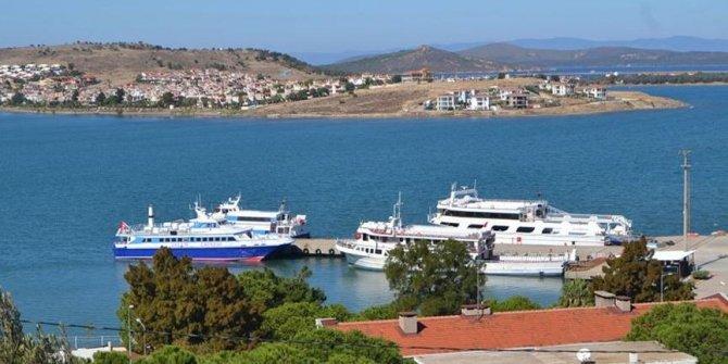 Türkiye'nin batı sınırındaki limanda ABD devreye girdi!