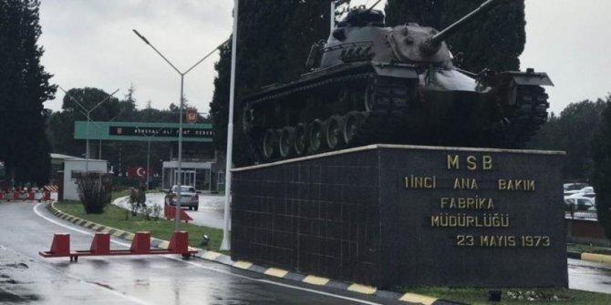 """Yıldırım Kaya: """"50 milyon dolar için Tank Palet Fabrikası'nı satanlar…"""""""