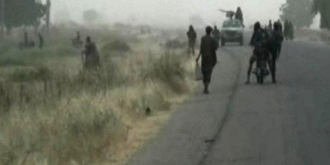Orta Afrika'da silahlı gruplar arasında çatışma