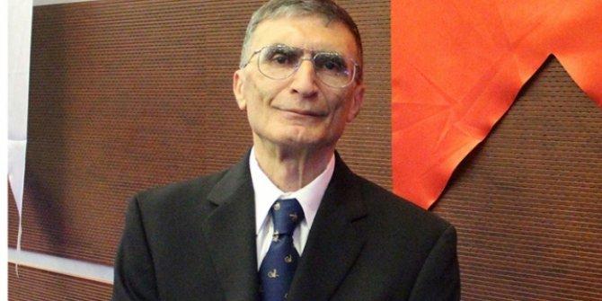 """Aziz Sancar: """"Türk Dünyası'nın birliğini görmek istiyorum"""""""