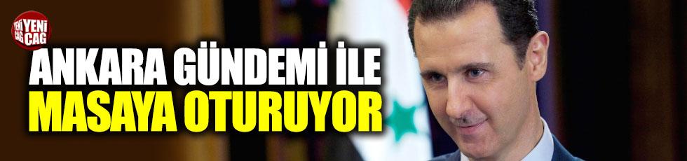 Esad ve Rusya Ankara gündemiyle toplandıyor