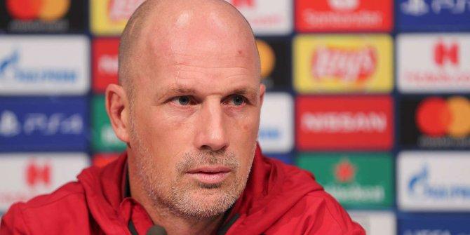 """Club Brugge Teknik Direktörü: """"Galatasaray bizden daha kaliteli"""""""