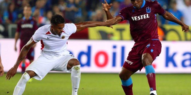 Trabzonspor - Gençlerbirliği  2-2 (Maç özeti)