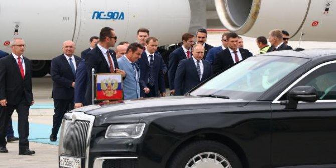 Putin-Erdoğan görüşmesi sona erdi