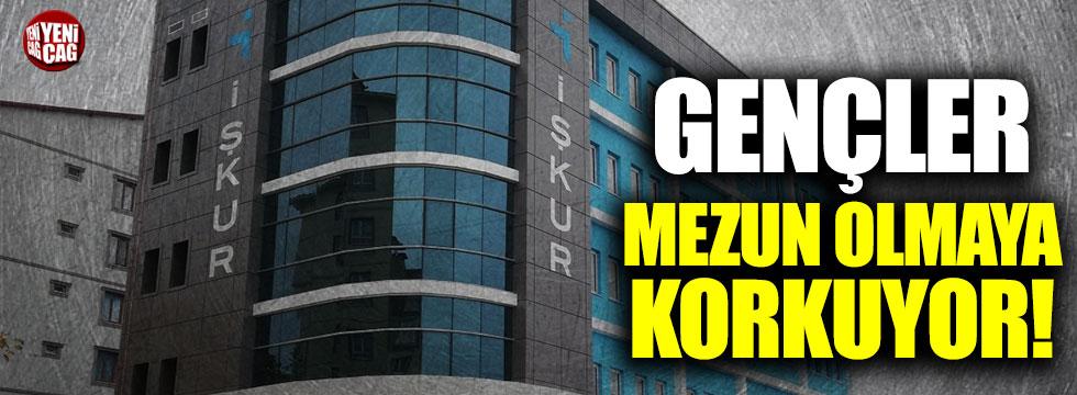 """CHP'li Aykut Erdoğdu: """"Gençler mezun olmaya korkuyor"""""""