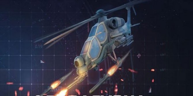 Atak helikopteri mobil oyun oldu