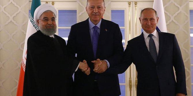 Ankara'daki Üçlü Zirve ardından ortak açıklama
