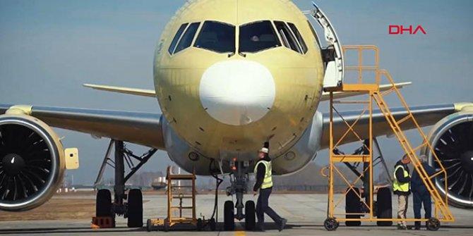 İlk uluslararası uçuşunu İstanbul Havalimanı'na gerçekleştirdi