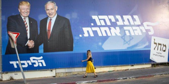 İsrail ilk kez bir yılda ikinci defa sandık başında
