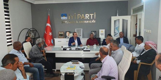 MHP'den istifa edip İYİ Parti'ye geçtiler!