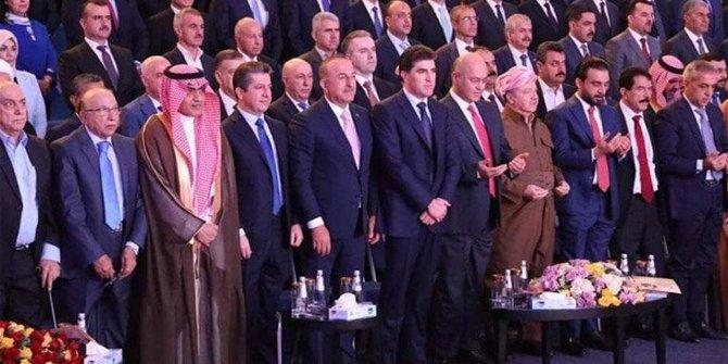 Çavuşoğlu sözde Kürdistan şehitleri için saygı duruşunu savundu!