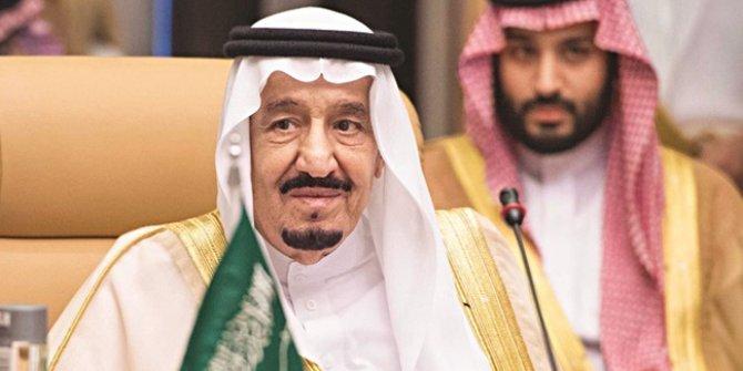 Suudi Kral'dan saldırı açıklaması