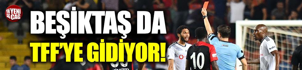TFF'ye bir kural hatası başvurusu da Beşiktaş'tan